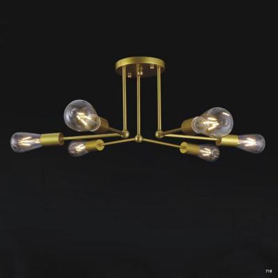 Đèn thả trần nghệ thuật kiểu dáng hiện đại cao cấp DY2210/6