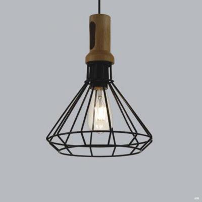 Đèn thả trần trang trí nghệ thuật hình viên kim cương DTKD214