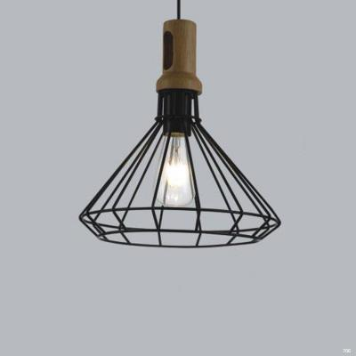 Đèn thả trần trang trí nghệ thuật hình viên kim cương giá rẻ nhất DTKD215