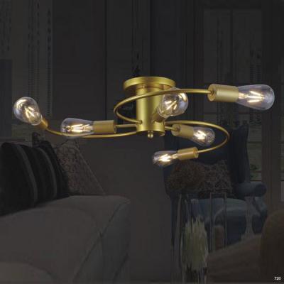 Đèn thả trần trang trí nghệ thuật kiểu dáng hiện đại giá rẻ nhất DY2208/6
