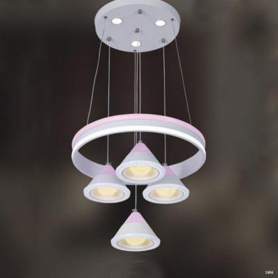Đèn thả trang trí 1 vòng tròn 4 bóng led 1560P