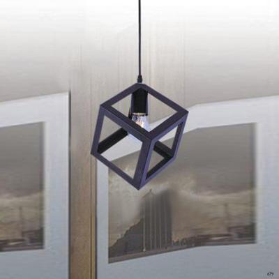 Đèn thả trang trí nghệ thuật 1 bóng DTKD406
