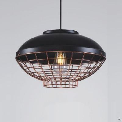 Đèn thả trang trí nghệ thuật kiểu dáng đơn giản 1 bóng led đẹp mắt giá rẻ nhất DTKD237L