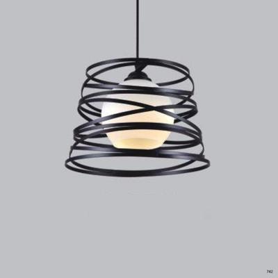 Đèn thả trang trí nghệ thuật kiểu dáng đơn giản DTKD101