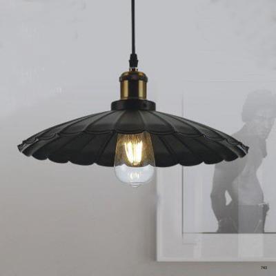 Đèn thả trang trí nghệ thuật kiểu dáng đơn giản 1 bóng led mẫu mới nhất DTKD415