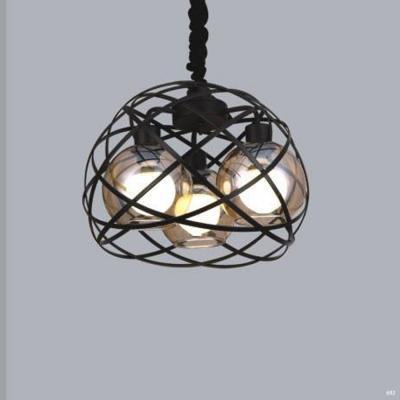 Đèn thả trang trí nghệ thuật kiểu dáng hiện đại DTKAX7090/3