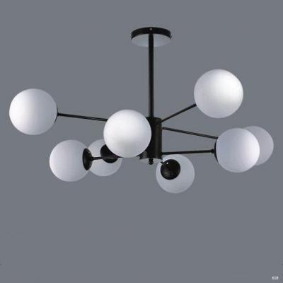 Đèn thả trang trí nghệ thuật kiểu dáng hiện đại DTKMD/8