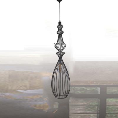 Đèn thả trang trí nghệ thuật kiểu dáng hiện đại hình giọt nước DTKA-1