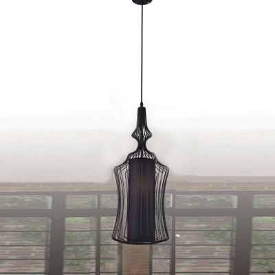 Đèn thả trang trí nghệ thuật kiểu dáng hiện đại hình giọt nước DTKC