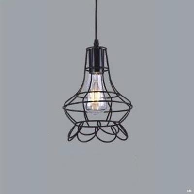 Đèn thả trang trí nghệ thuật  mẫu đơn giản giá rẻ nhất DTKD202