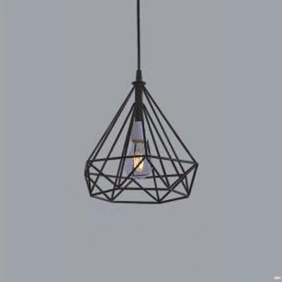 Đèn thả trang trí nghệ thuật mẫu viên kim cương giá rẻ nhất DTKD371/250