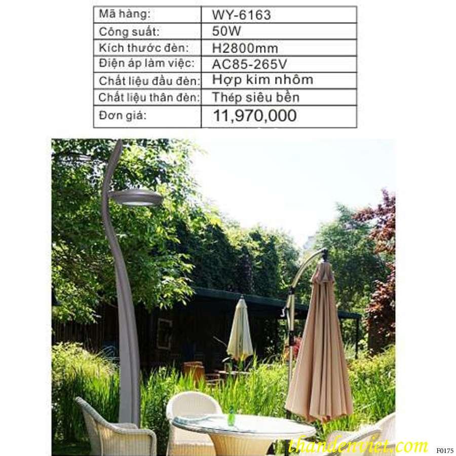 Đèn led sân vườn WY-6163 giá rẻ
